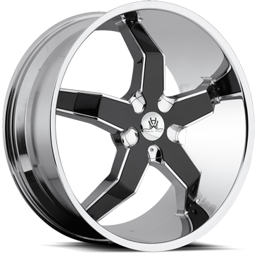 C-note black wheel